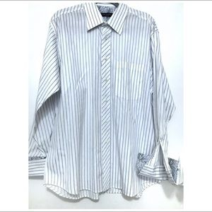 Ted Baker London Men's French Cuff Dress Shirt